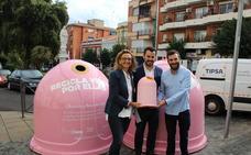 Reciclar en rosa para luchar contra el cáncer