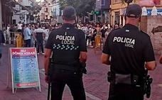 Policías de Trujillo reforzaron la plantilla local en San Miguel