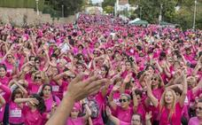 La AOEx anima a participar hoy en la Marcha Rosa sin mirar el tiempo