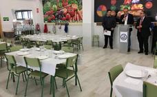 El Antonio Machado de Almendralejo estrena comedor y un salón de actos