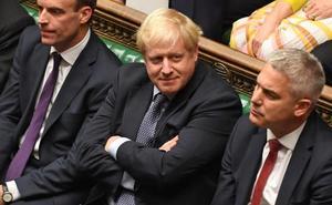 Johnson no firma la carta a Tusk pidiendo una extensión del 'brexit'