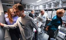 El 'jet lag' más largo del mundo: 20 horas de vuelo sin parar