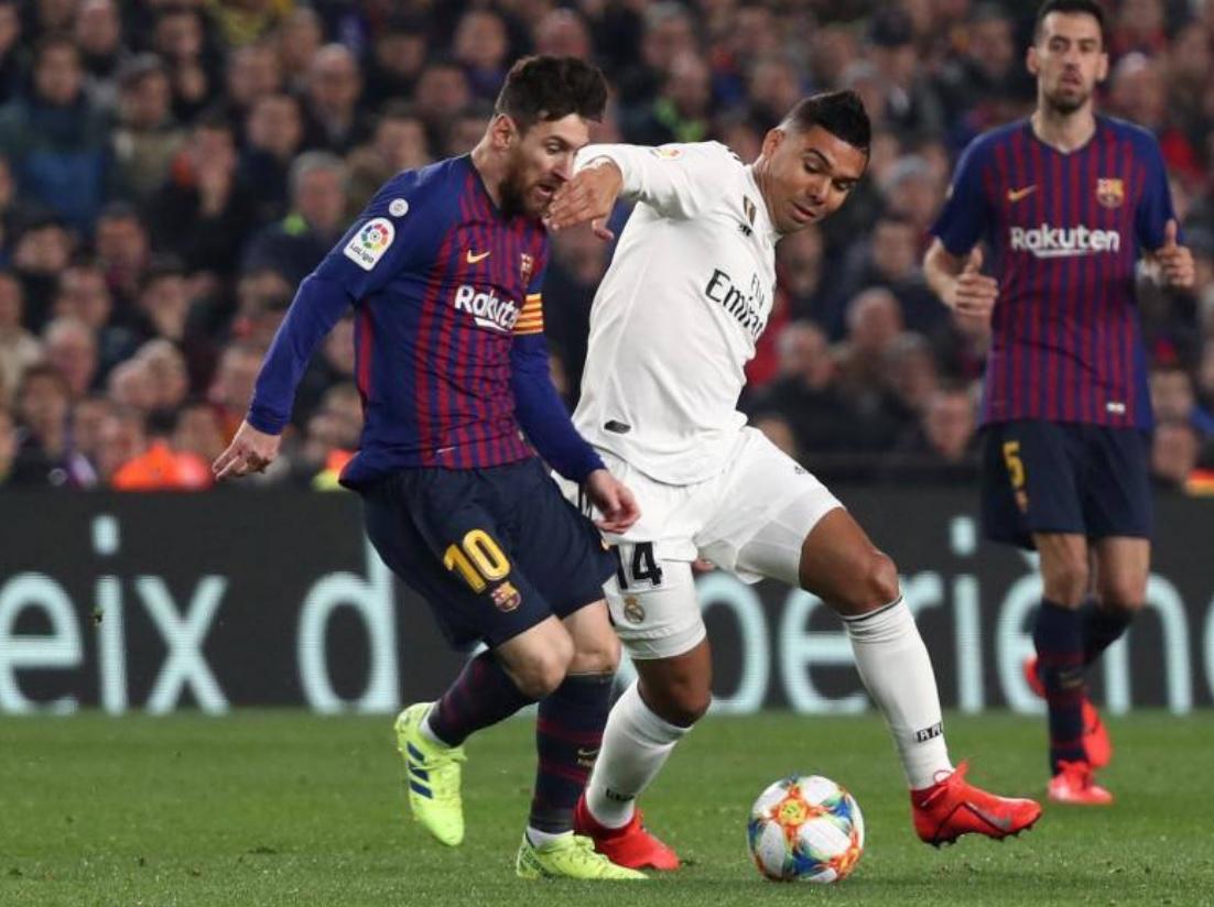 Competición fija hoy la fecha del Barcelona-Real Madrid
