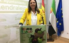 Doce asociaciones participan en la Semana de la Salud de Almendralejo hasta el día 26