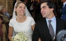 La hija de Michavila se casa con el vestido de su madre