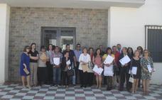 La escuela taller de Villanueva oferta 45 plazas para tres especialidades