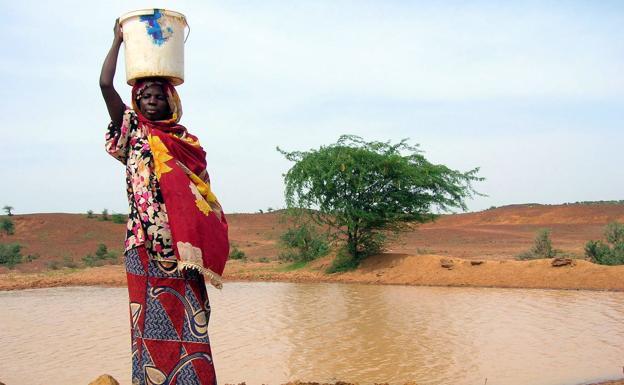 Africanos fotos de Viajes y