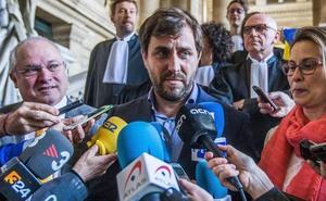 La justicia belga deja en libertad sin cargos a Comín y Puig mientras tramita las euroórdenes