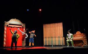 El musical 'El mundo mágico de Pinocho' llega este fin de semana a Badajoz y Mérida