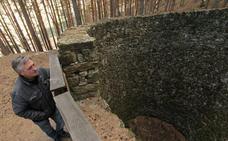El pozo de nieve de La Garganta, incluido en el Inventario de Patrimonio Histórico de la región