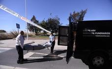 Hallan envuelto en plásticos el cadáver de un promotor de viviendas en Granada