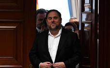 ERC plantea tres vías para un referéndum y apuesta por el diálogo con el Estado
