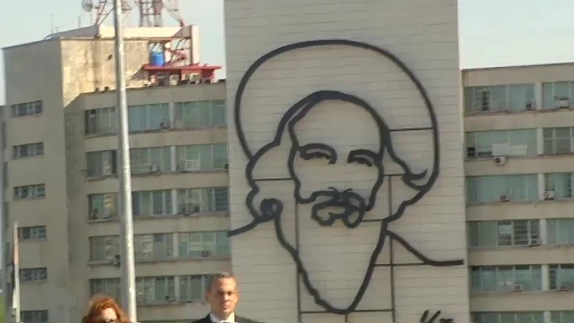 Primer día de la histórica visita de los Reyes a Cuba