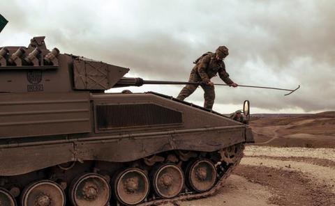 Casi 6.000 militares y 750 vehículos participan en el mayor ejercicio anual del Ejército