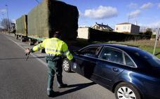 Detenido un camionero que multiplicaba por nueve la tasa de alcohol