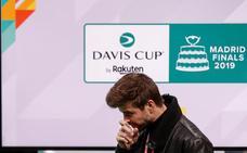 «En la Davis, cada capitán tendrá una tablet con los datos de partido»