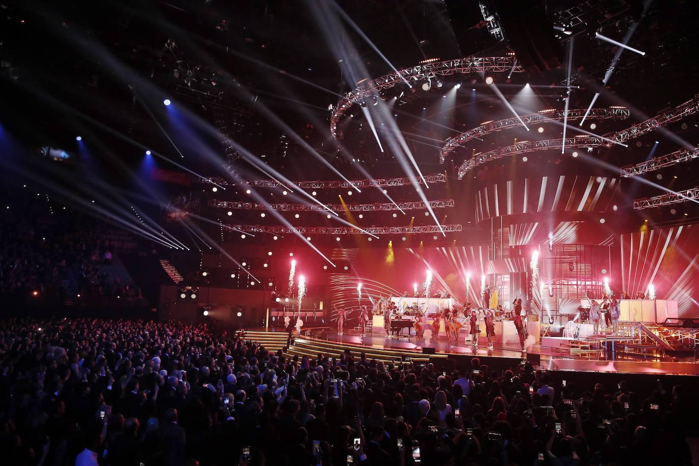 Lista completa de los ganadores de los Grammy Latino 2019