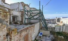 Estado en el que se encuentran algunas calles del Casco Antiguo de Badajoz