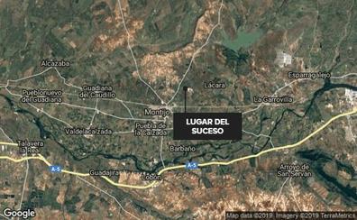 Muere un ciclista en los alrededores de Montijo