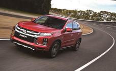 Fotos del Mitsubishi ASX, el nuevo SUV compacto