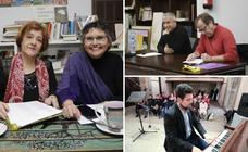 CACERESCAPARATE | Cien nombres de poetas y un enero filosófico