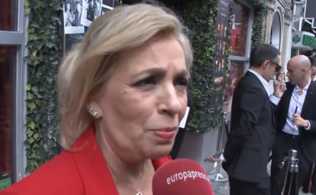 Carmen Borrego a Edmundo: «No se lo voy a perdonar nunca»