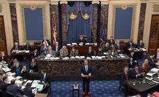 Las disputas empañan el 'impeachment'