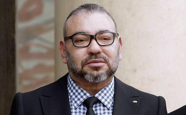 A Mohamed VI le roban los relojes