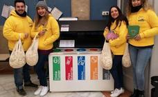Concienciación en Don Benito sobre el reciclaje con 'Respiraterapia'