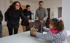 El colegio de El Torviscal inicia una experiencia pionera de compostaje