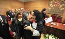 La nueva presidenta del TSJ, María Félix Tena, asume el cargo y anuncia una justicia más cercana