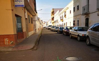 Investigan el hallazgo del cadáver de una mujer en una calle de Montijo
