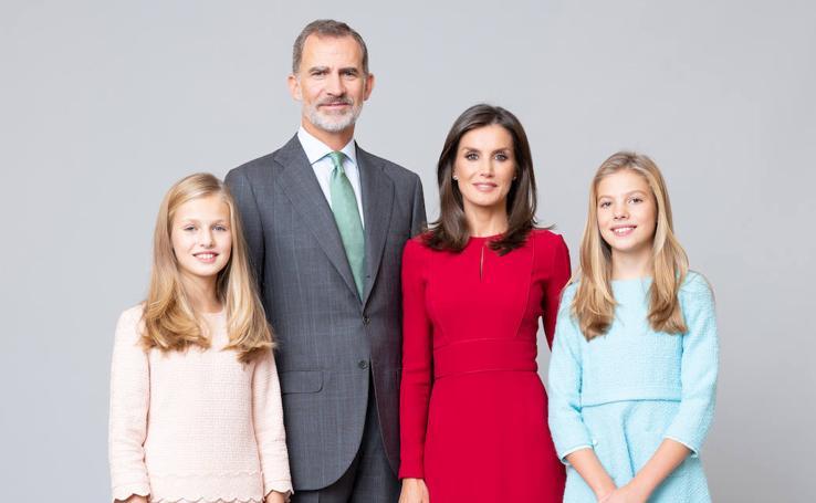 Las nuevas fotos de la Familia Real