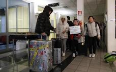 Italia realiza controles de temperatura en los vuelos internacionales por el coronavirus
