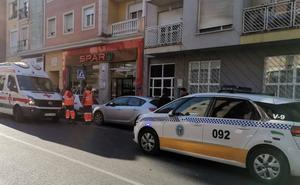 Herido un hombre de 59 años tras ser atropellado en Badajoz