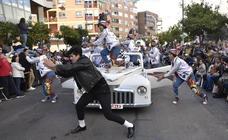 Las mejores fotos del desfile de Carnaval de Badajoz (1)
