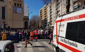 Cruz Roja atiende a 76 personas por lipotimias en el desfile del Carnaval de Badajoz