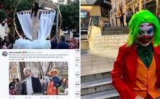 Rosalía, Joker y Echenique se asoman al Carnaval de Badajoz