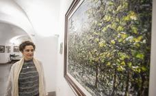 Exposición de las obras de Pilar Durán en Cáceres
