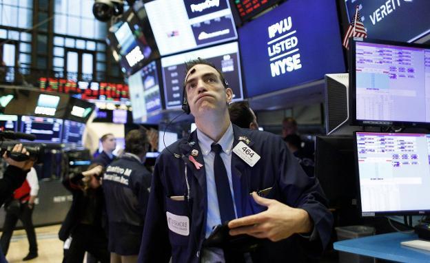 La caída de la Bolsa tiene también efectos negativos sobre ...