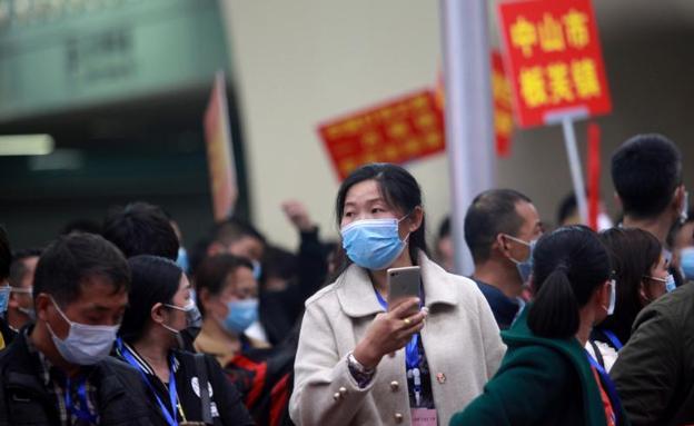 Por segundo día consecutivo, China no registra ningún contagio local