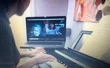 Alumnos del Conservatorio utilizan la música como terapia contra el alzhéimer
