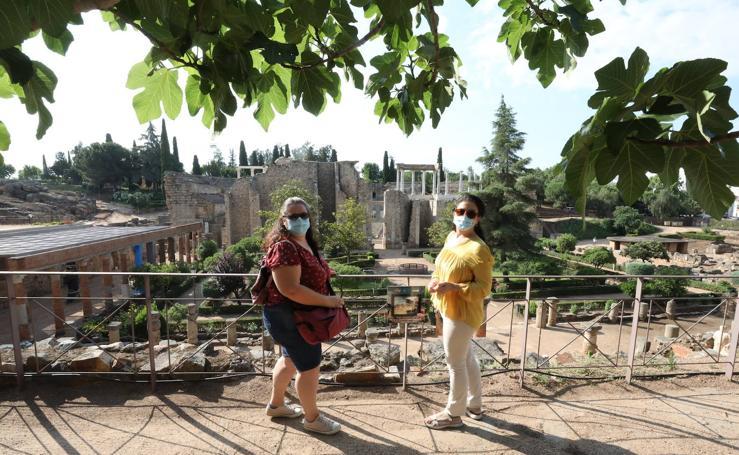 El Teatro y Anfiteatro Romanos, listos para recibir visitantes