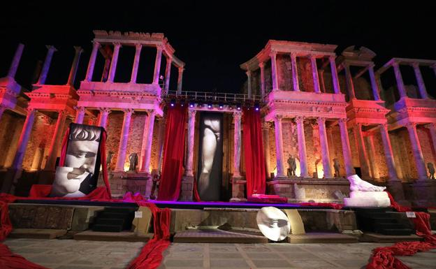 La programación del Festival de Mérida se conocerá el próximo viernes