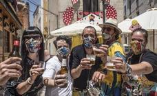 Badajoz celebra un poquito de San Juan