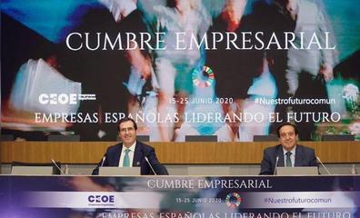 En directo: Cumbre Empresarial 'Empresas españolas liderando el futuro'