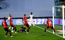 Las mejores imágenes del Real Madrid-Mallorca