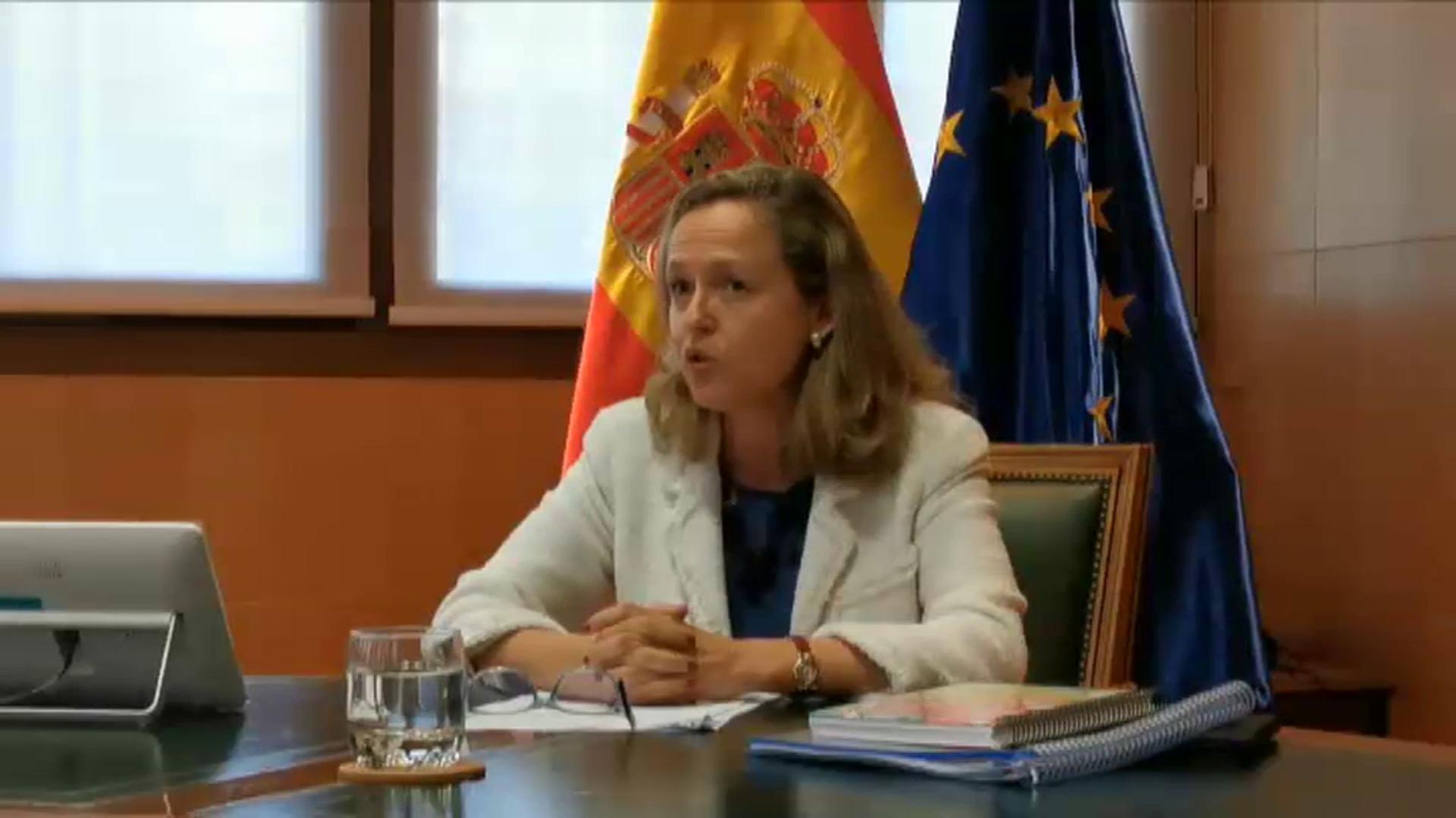 "Calviño sobre su derrota en el Eurogrupo: ""no creo que sea fructífero seguir dando vueltas a este tema"""