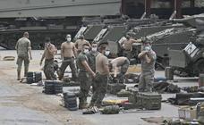 Cien militares ayudarán a la Junta a rastrear los casos de covid