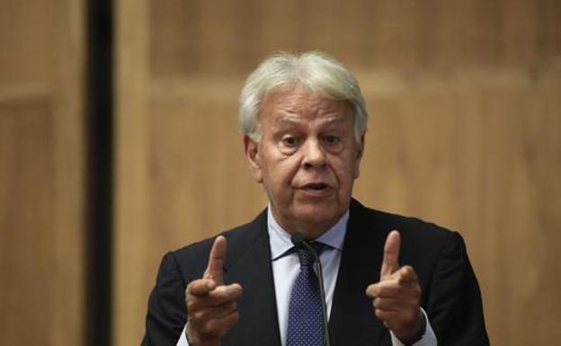 Felipe González inquieto porque el Gobierno negocie los PGE con  independentistas | Hoy